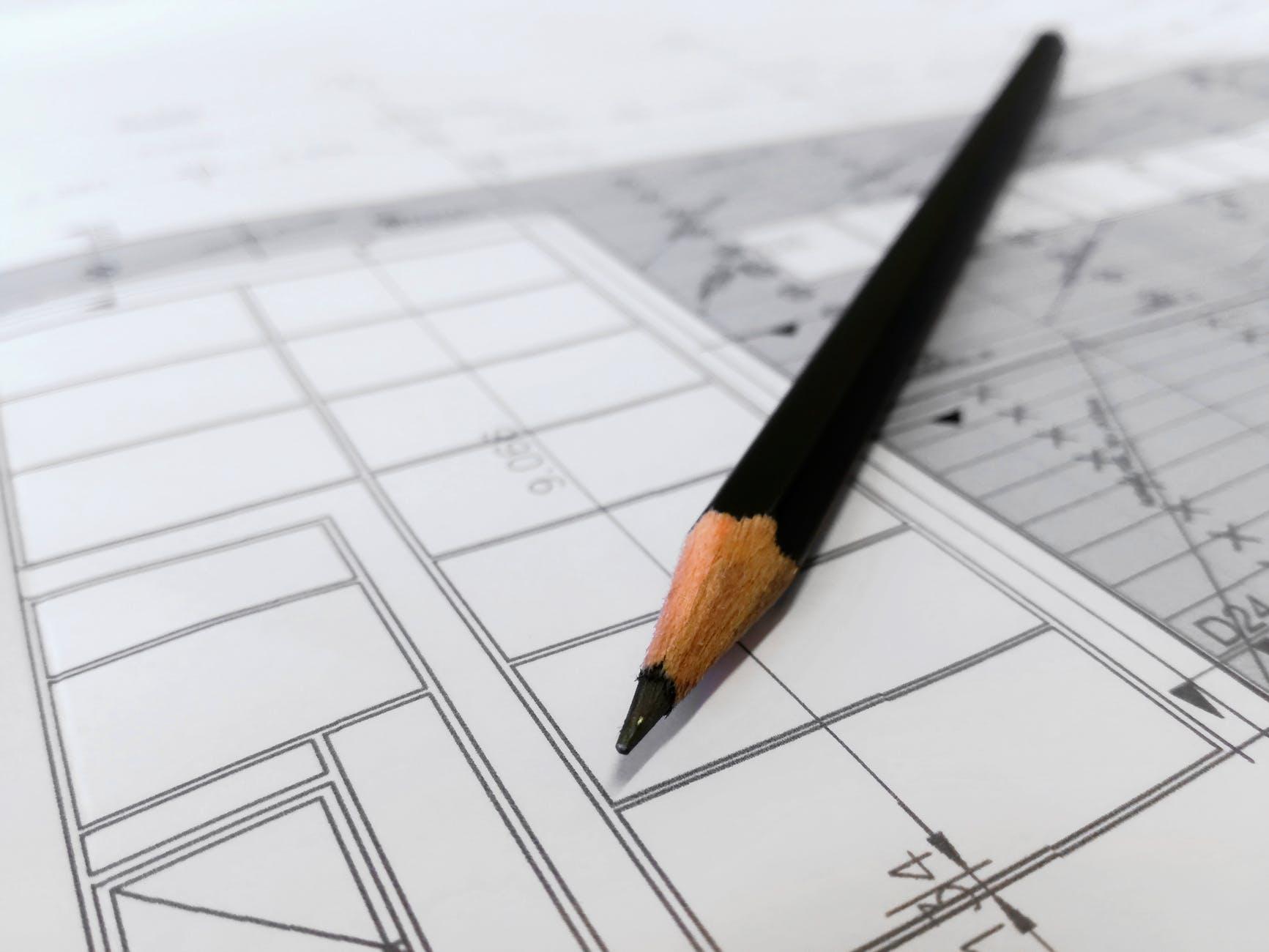 architect architecture artist blur